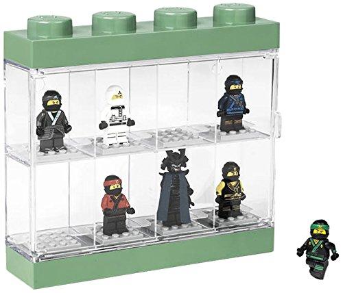 LEGO 4065 Kleine Box für Minifiguren Schwarz Plastik LegionSand Green 191 x 47 x 184 cm