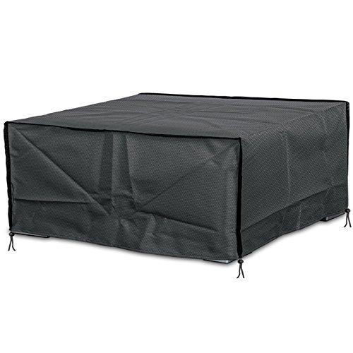 0107 Schutzhülle Lounge Sofa 235cm Gartenmöbel Schutz Hülle Abdeckung Tragetasche Plane • Premium für GartenMöbel 235x150x100 cm