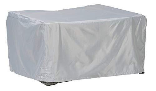 Gartenmöbel Abdeckung  Schutzhülle - Premium Plus Leicht L 255 x 255 x 70 cm wasserdicht winterfest atmungsaktiv - Abdeckplane für Eck-Loungemöbel  Ultraleicht  UV- Frostbeständig