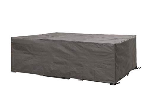 Perel Garden OCLS300 Schutzhülle Für Lounge-Set-300 cm Schwarz 300 x 300 x 75 cm