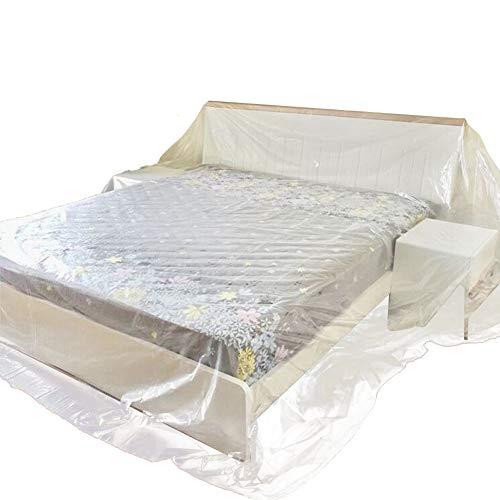 HANSHI HZC182 Staubschutz für die Terrasse atmungsaktiv für Bett Sofa Sofa Möbel Schutz vor Bewegung Lange Zeit