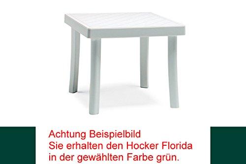 BEST 15140030 Hocker Florida grün