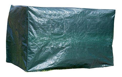 Royal Gardineer Gartenmöbel Abdeckungen XL-Abdeckhaube für Hollywood-Schaukel Liege mit Dach 250x160x150 cm Abdeckung Hollywoodschaukel