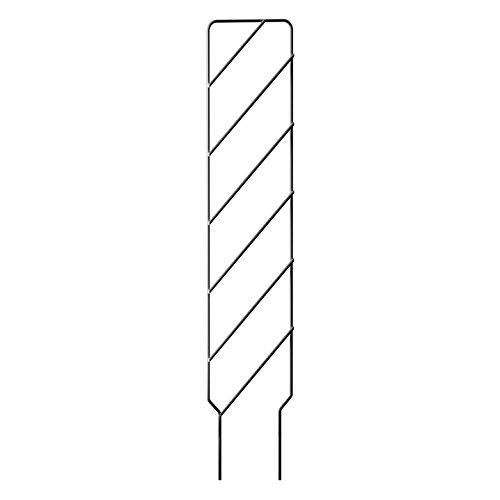Emsa breites Rankgitter 92 x 19 cm Anthrazit City 517873