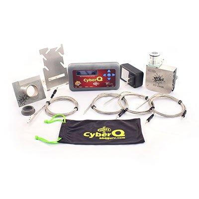 BBQ Guru CyberQ Ceramic Set