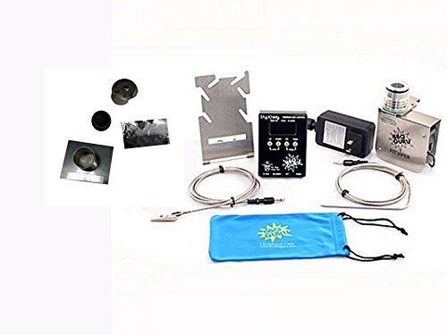 BBQ Guru DigiQ DX2 mit WSM und Keramik Adapter