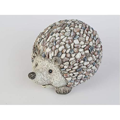 Formano Deko Igel Dekofigur Gartendekoration Stones Art 30x19 cm