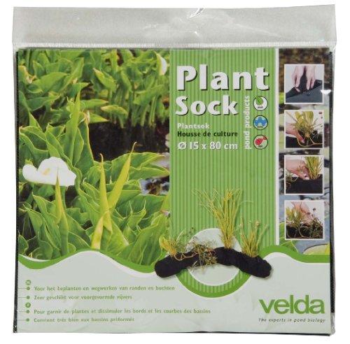 Velda 127595 Pflanzkorb für Teichpflanzen 15 x 80 cm Plant Sock