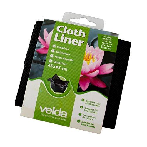 Velda Cloth Liner 45x45 cm - Einlegetuch NEU&OVP Teich Pflanzen