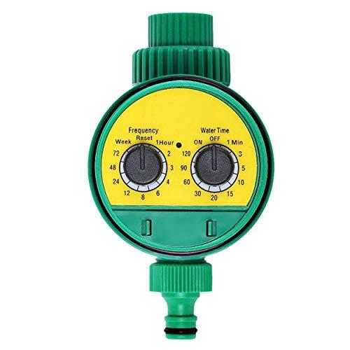 Lorenlli Drehknopf Wasser Timer Automatische Elektronische Bewässerung Timer Ventil Bewässerung Sprinkler Controller Für Micro Drip Bewässerung