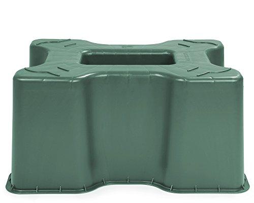 Ondis24 Ständer für Regentonne Wassertank Aqua 200-310 Liter