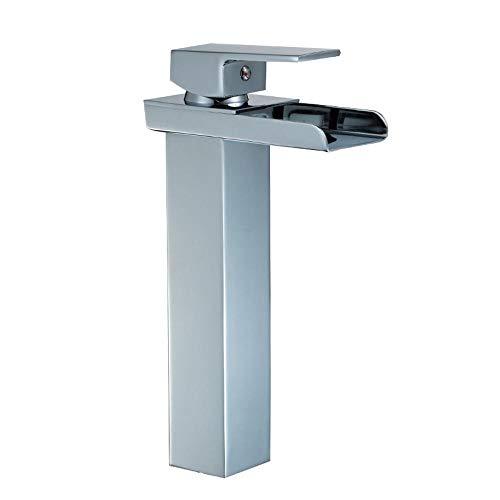 Lxj Wasserhahn Wasserhahn Toilette Wasserhahn warmes und Kaltes Waschtischmischer Armatur Lieferung Schlauch Galvanik