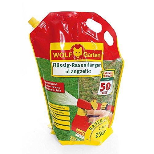 WOLF-Garten Flüssig-Rasendünger »Langzeit« LL 250 R 3845030