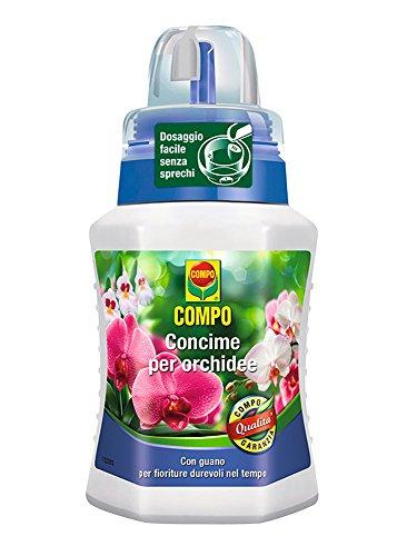 COMPO Dünger für Orchideen Pack 250 ml