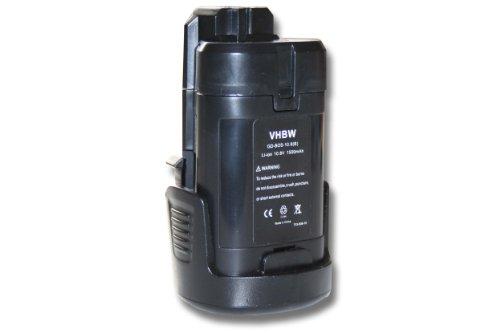 vhbw Akku 1500mAh 108V für Werkzeug Bosch Heckenschere AHS 35-15 Li AHS 45-15 Li Rasentrimmer ART23-108 Wie 2 607 336 863 2 607 336 864