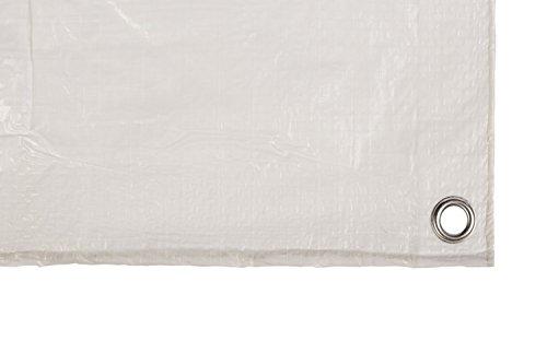 Catral Deutschland Polyethylen Abdeckplane Größe 70 3 x 2 m weiß 43 x 30 x 1 cm 56010007