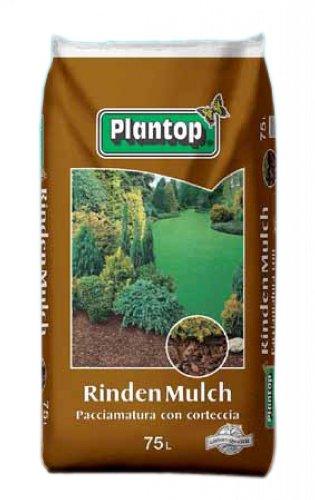 Rindenmulch Plantop 70 Liter Körnung 10-40mm NEU Garten-Mulch Dekormulch Qualität aus Bayern