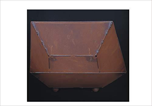 Jabo Design Rost Schale S11 Schale Rosschale rostschalen Deko Pflanzschale