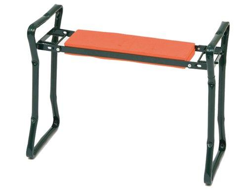 Siena Garden Knie- Sitzbank mit Kissen orange 560890