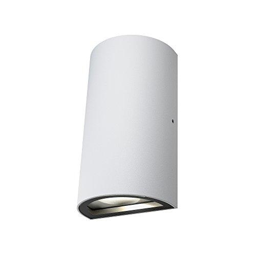 Osram LED Wand- und Deckenleuchte Leuchte für Außenanwendungen Warmweiß 550 mm x 900 mm x 1600 mm Endura Style Updown