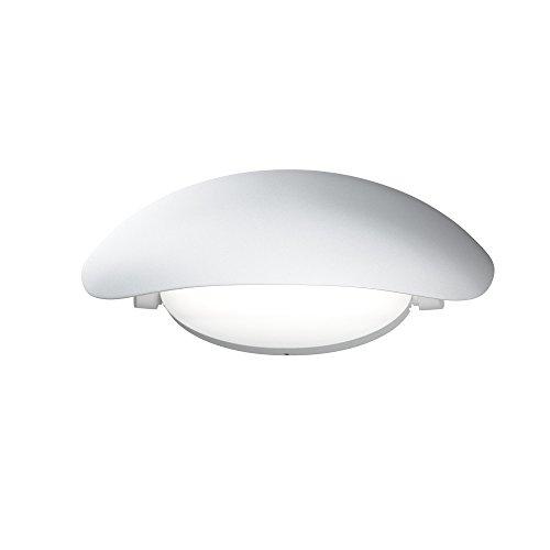 Osram LED Wand- und Deckenleuchte Leuchte für Außenanwendungen Warmweiß 840 mm x 2590 mm x 1140 mm Endura Style Cover