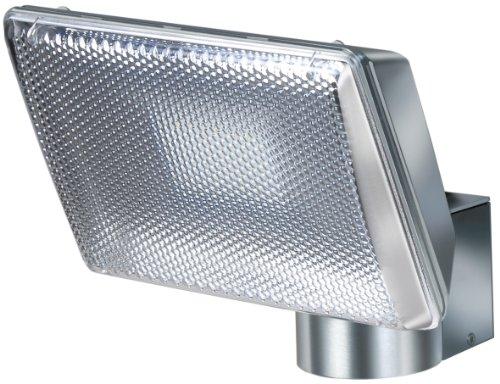Brennenstuhl Power LED-Strahler  LED-Leuchte mit Aluminium-Gehäuse für außen und innen IP44 geschützt stoßfest und drehbar 17 W 6400 K
