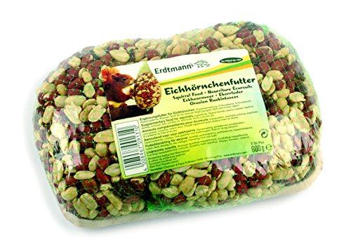 Erdtmanns Eichhörnchenfutter 2er Pack 2 x 300 g