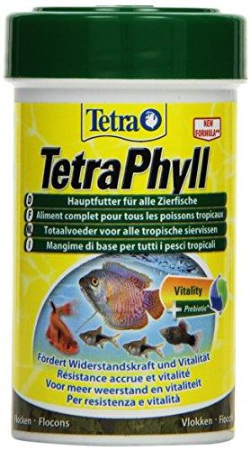 TetraPhyll Hauptfutter für alle pflanzenfressenden Zierfische