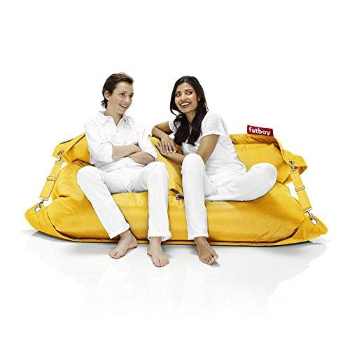 Fatboy Sitzsack gelb 60 X 60 X 110 cm 9000625
