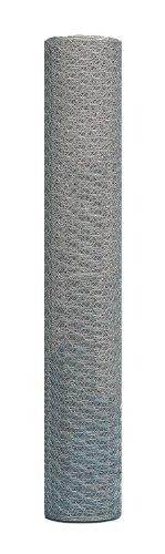 Sechseckgeflecht verzinkt 500 mm Höhe 10 m Rolle 13 mm Maschenweite