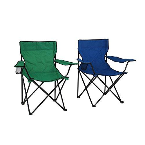 Campingstuhl 50x50x80cm Camping Stuhl Reisestuhl Klappstuhl Camperstuhl