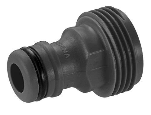 GARDENA Geräteadapter Gerätestück zum Anschluss von Bewässerungsgeräten mit Innengewinde an das Original GARDENA System passend für 265 mm G 34-Gewinde 921-50