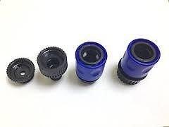 Wasserhahn-Adapter Reduzierstück Buchsen-Adapter Stecker-Adapter für Gartenschlauch Xhose