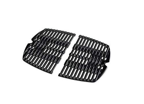 Weber Grillrost Q 1000100-serien schwarz 30 x 44 x 442 cm 7644