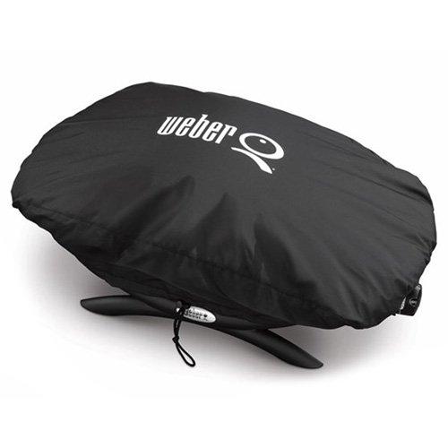Weber Premium Grillabdeckung Q 1001000 Serie schwarz 279 x 254 x 236 cm 7117