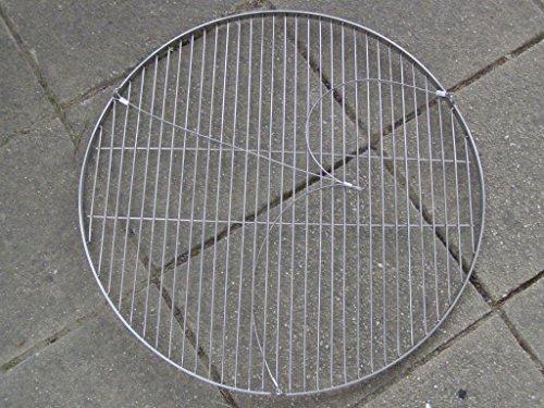 80 cm Grillrost Grill Edelstahl V2A 14301 f Schwenkgrill Stababstand ca 20 mm