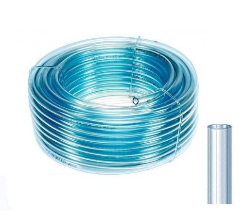 Kraftstoffschlauch Spritschlauch 5mm PVC Diesel Aquarium Wasserschlauch 1m METERWARE Schläuche Luftschlauch Gartenschlauch