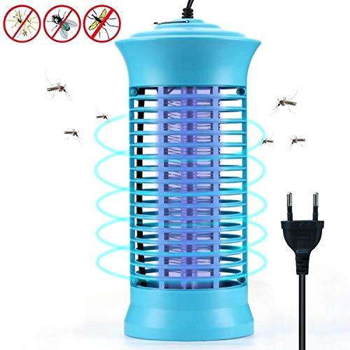 bldberry Insektenvernichter Elektrisch mit UV-Licht Elektronischer Mückenschutz Gegen Mücken Fliegen Moskitos Insektenabwehr für