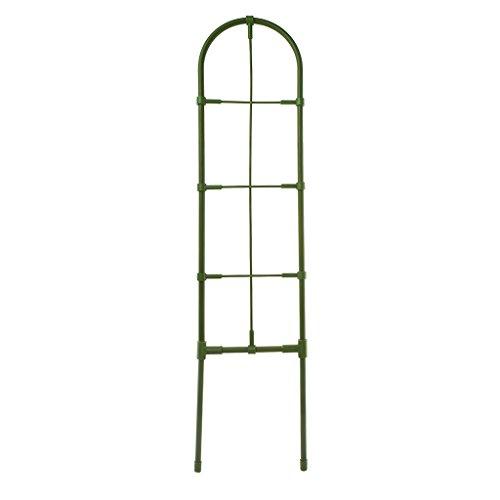 KunmniZ Garten-Spalier – Rankhilfe für Kletterpflanzen Heimwerker