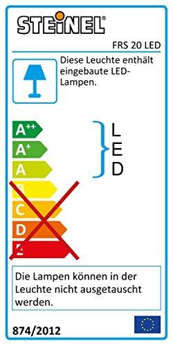 Steinel LED Innenleuchte FRS 20 360° Bewegungsmelder 5 m Reichweite 125 W 700 lm für Wand und Decke geeignet
