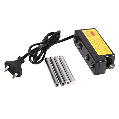 1x 220V TDS Professionelle Digital Messgerät Wasseruntersuchung Meter Wasser Qualität Monitor Meter Messgerät für flüssige Lebensmittel Wasser Reiniger und Filter mit EU Stecker