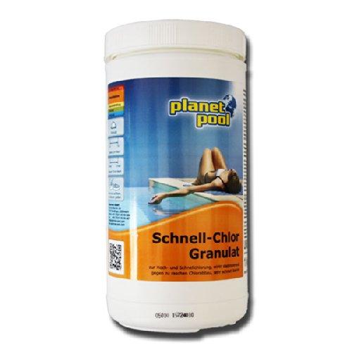 1Kg Schnell-Chlor-Granulat