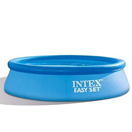 Intex Easy Set Aufstellpool blau Ø 305 x 76 cm