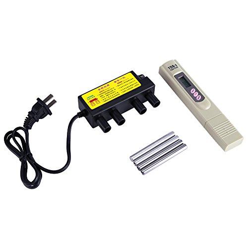 Elektrolytisch schnell-Test Qualität der Elektrolyse Wasser Leser von Eisen  Tester Tester Digital TDS