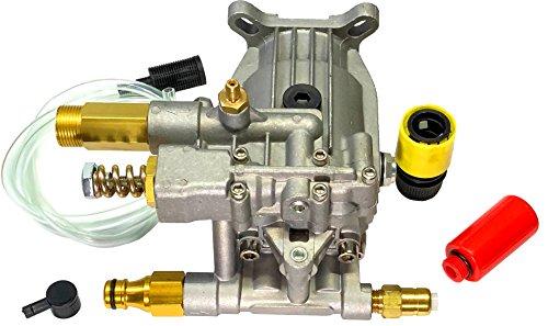 Hochdruckpumpe für Benzinhochdruckreiniger max 220 bar - Ersatzpumpe Benzin Hochdruckreiniger Hochdruckpumpe