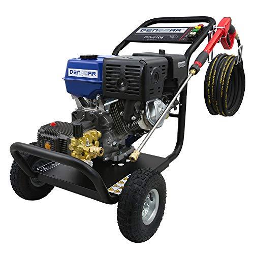 250 bar Benzin Hochdruckreiniger mit 96 KW 13 PS Motor