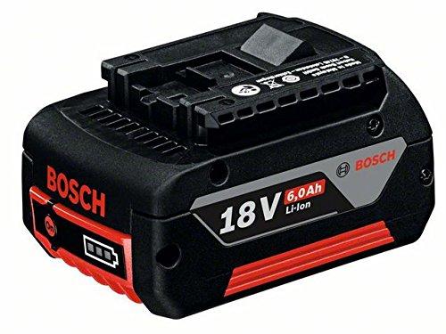 Bosch Professional  EINSCH 1 600 A00 4ZN GBA 18V Einschub-Akku 60Ah 18 V Schwarz Rot