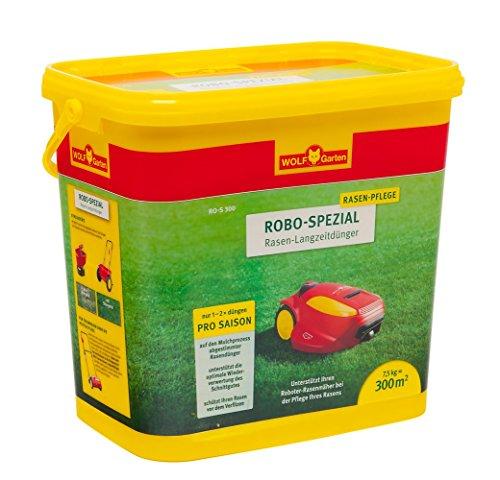 WOLF-Garten ROBO-Spezial Rasen-Langzeitdünger RO-S 300 3836030
