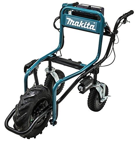 Makita DCU180Z Schubkarre 180 V ohne Akku ohne Ladegerät und nur in Verbindung mit Sonderzubehör nutzbar 250 Watt