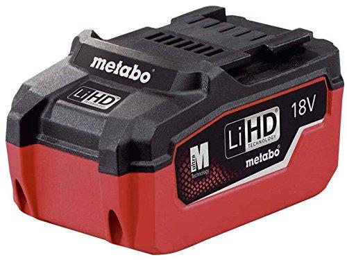 Metabo 625342000 Akkupack LiHD 18V-55 Ah